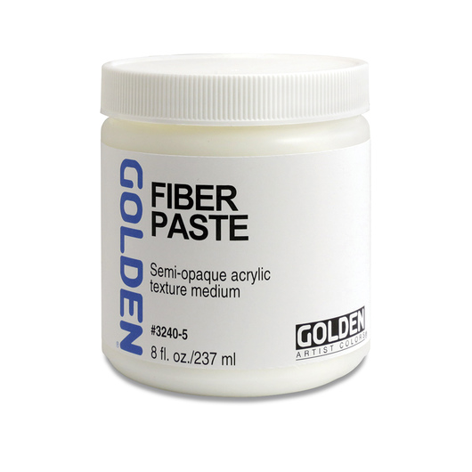 Golden® Fiber Paste - 8 oz.
