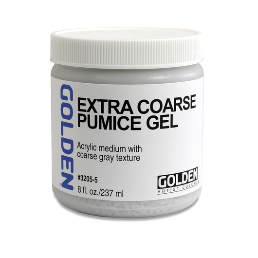 Golden® Extra-Coarse Pumice Gel - 8 oz.