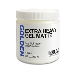 Golden® Extra-Heavy Gel - 8 oz. - Matte