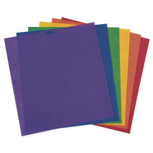 Oly*Fun™ Crafty Sheets - Set of 6 Bright
