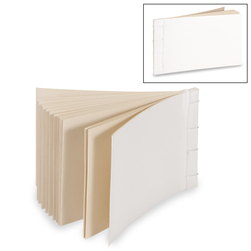 Japanese Stab Binding Class Kit with Blank Covers - 4 in. x 6 in.