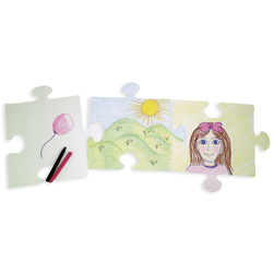 Roylco We Fit Together Giant Puzzle Pieces