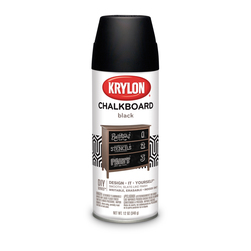 Krylon® Chalkboard Paint - 12 oz. - Black