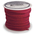 Realeather° Suede Leather Lace - Red - 25-yd. Spool