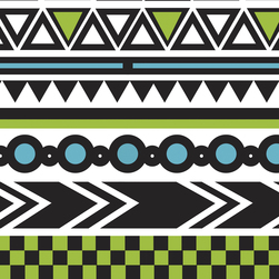 Duck® Brand Patterned Duct Tape - Tribal