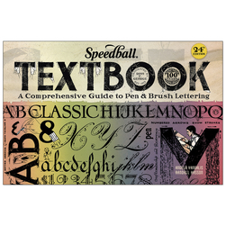 Speedball® Textbook: A Comprehensive Guide to Pen & Brush Lettering