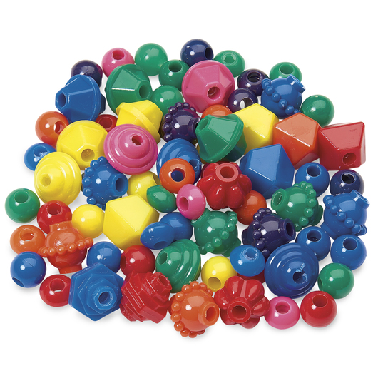 Brilliant Beads - Bag of 100