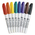 Sharp Mark® Fine-Point Markers - Set of 8