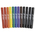 Liqui-Mark® Permanent Chisel-Tip Markers - Set of 12