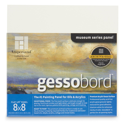 Museum Series Gessobord - Flat 1/8 in. Profile
