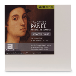Scholastic Series The Artist Panel™ - 8 in. x 8 in.