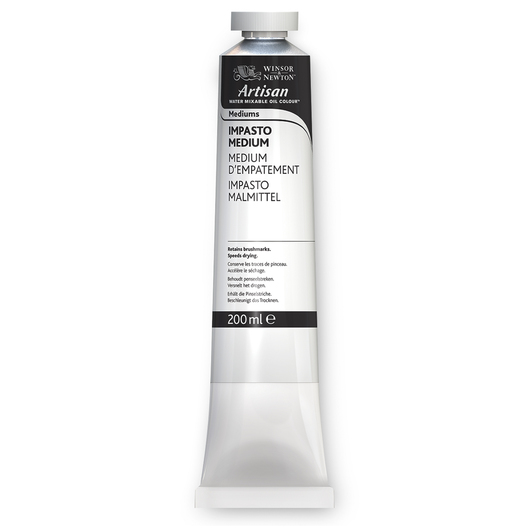 Winsor & Newton™ Artisan Water-Mixable Impasto Medium - 200 ml
