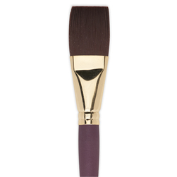 Royal Brush® Bordeaux™ Brush - Flat Size 16