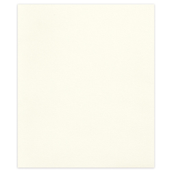 Stonehenge® Printmaking and Drawing Sheet - 30 in. x 44 in. - 250 gsm - Warm White