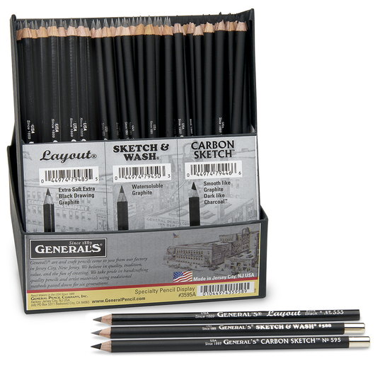 General's® Specialty Pencil Collection