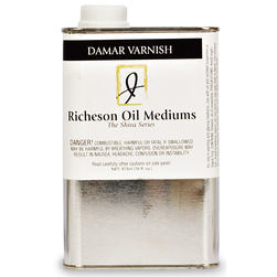 Jack Richeson® Shiva Damar Varnish - 16 oz.