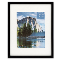 NielsenBainbridge™ Gallery Collection Artist Frame - Matte Black - 16 in. x 20 in.