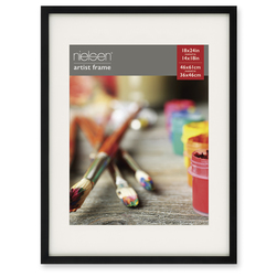NielsenBainbridge Gallery Collection Artist Frame - Matte Black