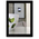 NielsenBainbridge™ EcoCare™ Ready Made Frame - 5 in. x 7 in. - Contemporary Black Rubber Wood