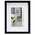 NielsenBainbridge™ EcoCare™ Ready Made Frame - 8 in. x 10 in. - Contemporary Black Rubber Wood