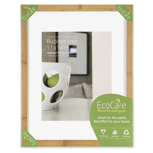 NielsenBainbridge™ EcoCare™ Ready Made Frame - 11 in. x 14 in. - Contemporary Bamboo Natural