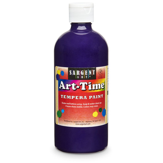 Sargent Art® Art-Time® Tempera Original Paint - Pint - Violet