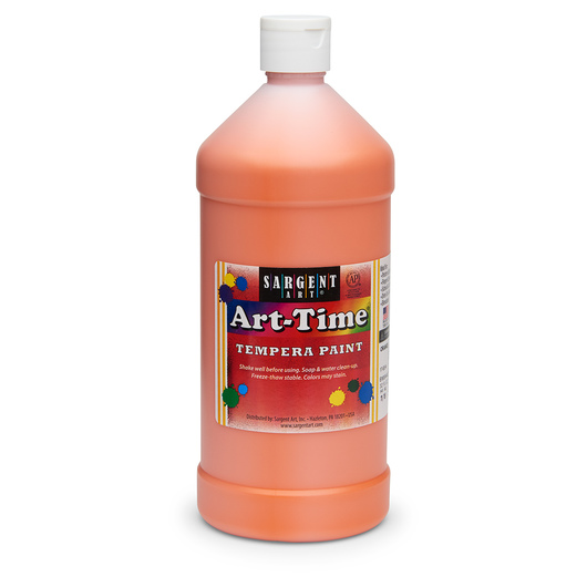 Sargent Art® Art-Time® Tempera Original Paint - Quart - Orange