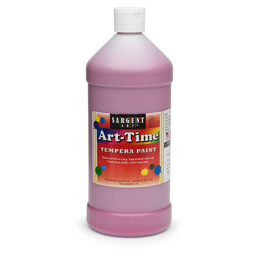 Sargent Art® Art-Time® Tempera Original Paint - Quart - Magenta