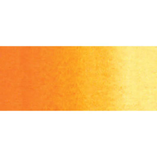 Holbein Artist Watercolor - 0.17 oz. (5 ml) Tube - Permanent Yellow Orange