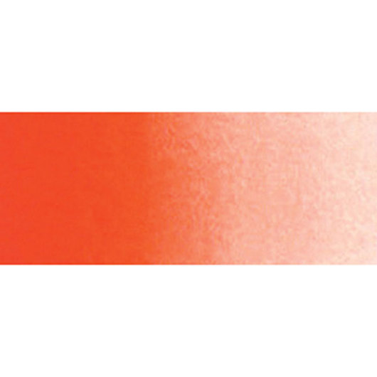 Holbein Artist Watercolor - 0.17 oz. (5 ml) Tube - Cadmium Red Orange