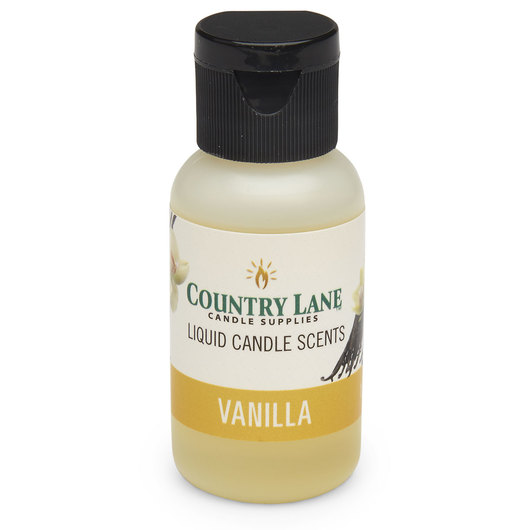 Candle/Soap Scent - 1-oz. Vial - Vanilla