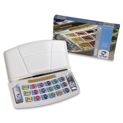 Van Gogh® Watercolors - Painting Box Set of 18