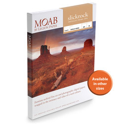 MOAB™ Slickrock Metallic Pearl 260 Paper - 260 gsm  - 5 in. x 7 in. - Pkg. of 50