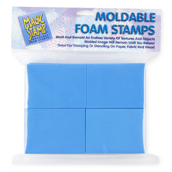Magic Stamp® Moldable Foam Stamps - Pkg. of 8