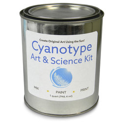 Cyanotype Art and Science Kit
