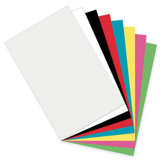 Pacon® Plastic Art Sheets - Assorted