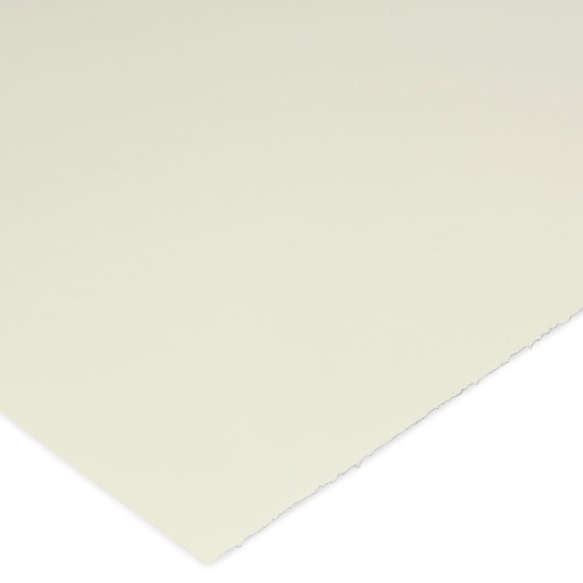 Stonehenge Litho/Etch/Drawing Paper - 25 Sheets - 22 in. x 30 in. - Polar White