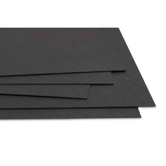 Jack Richeson® Black Art Paper - 135 lb. - 250 Sheets - 12 in. x 18 in.