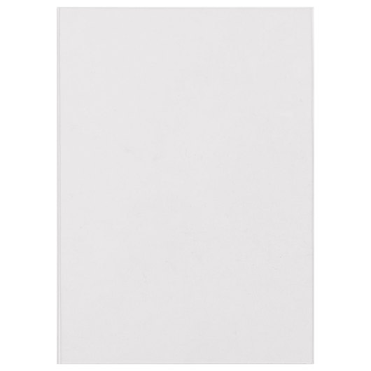 Jack Richeson® Clear Carve Etch Plates - 5 in. x 7 in. - Pack of 36