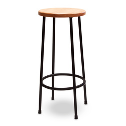 Jack Richeson® Lyptus and Steel Stool - 30 in. H