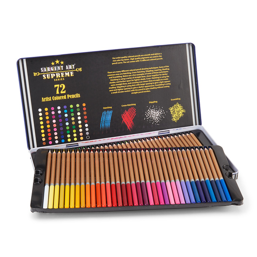 Sargent Art® Supreme Pencils - Set of 72