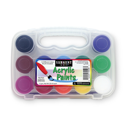 Sargent Art® Acrylic Paint Set