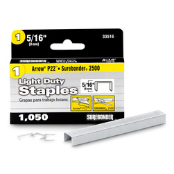 Surebonder® #1 Light-Duty Staples