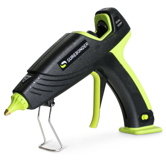 Surebonder® Ultra Dual-Temp Full-Size Glue Gun - 60-Watt
