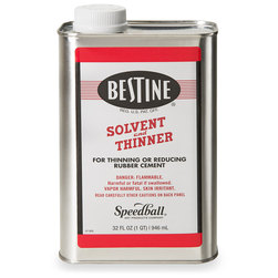 Best-Test Bestine Solvent and Thinner 32 oz.