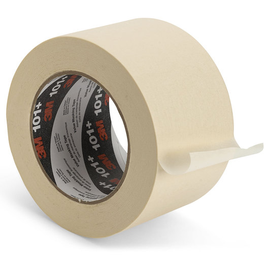 Scotch® Value Masking Tape #101+ - 2-13/16 in. Wide