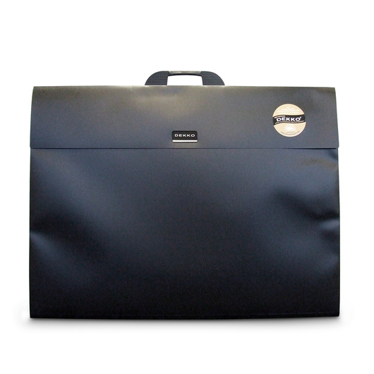 Dekko Portfolio - 17 in. x 22 in. - Shadow Black