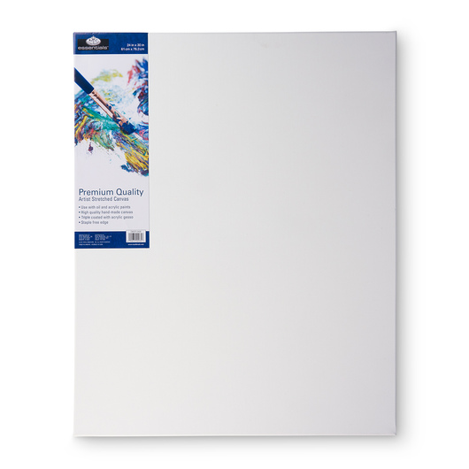 Royal Brush® Essentials Stretched Canvas - 24 in. x 30 in.