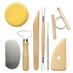 Royal Brush® Basic Pottery Tool Classroom Pack
