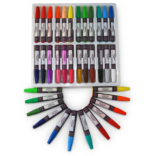 Royal Brush® Oil Pastel Classroom Pack - 288 Piece Set